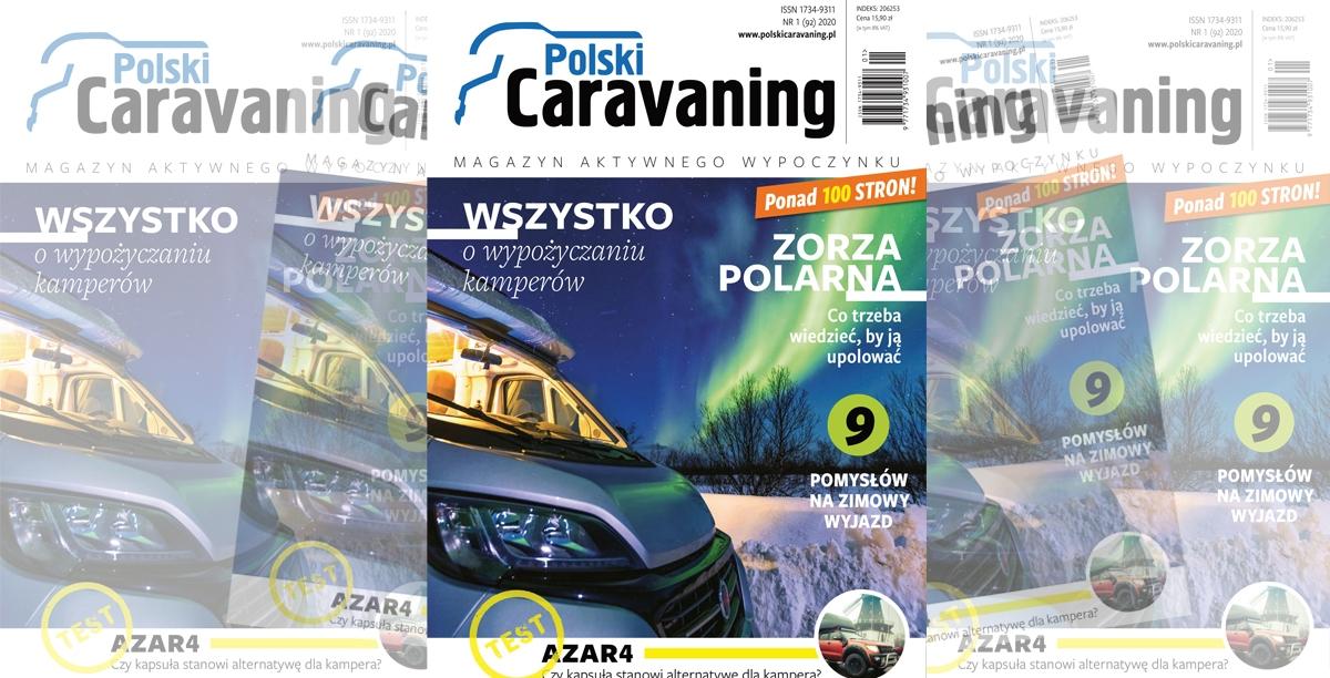Zupełnie NOWY magazyn Polskiego Caravaningu już dostępny [VIDEO]