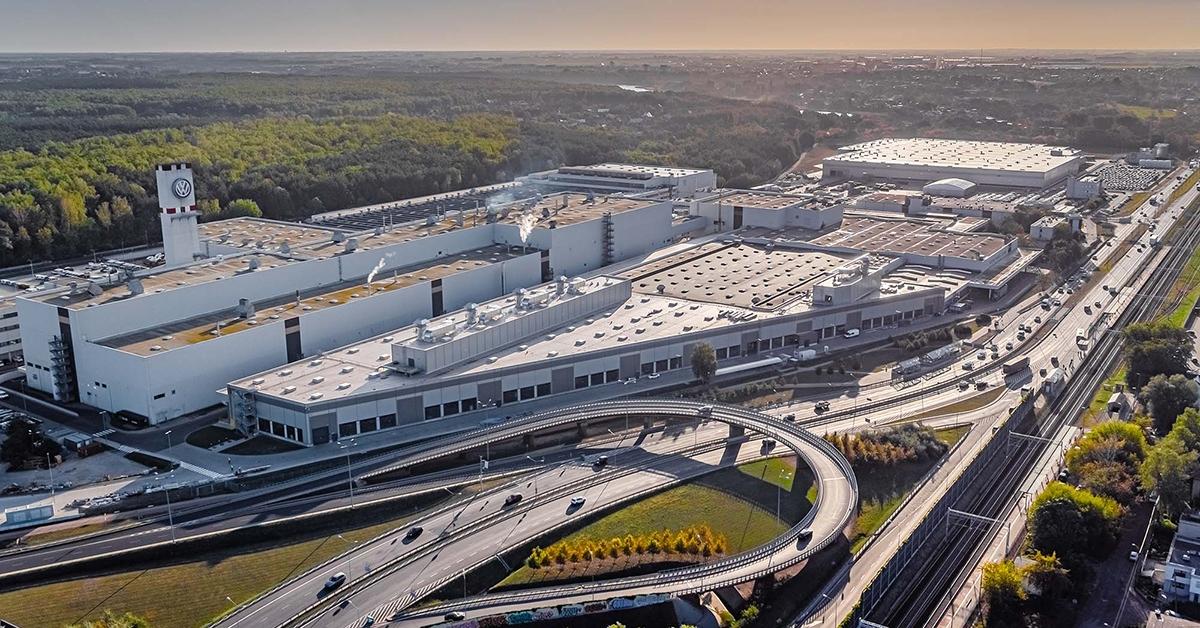 Volkswagen wydłuża czas przerwy w produkcji