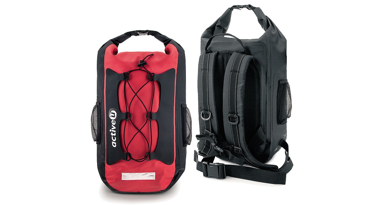 Wygodny, praktyczny, pojemny iwodoodporny  – taki jest plecak Activeu