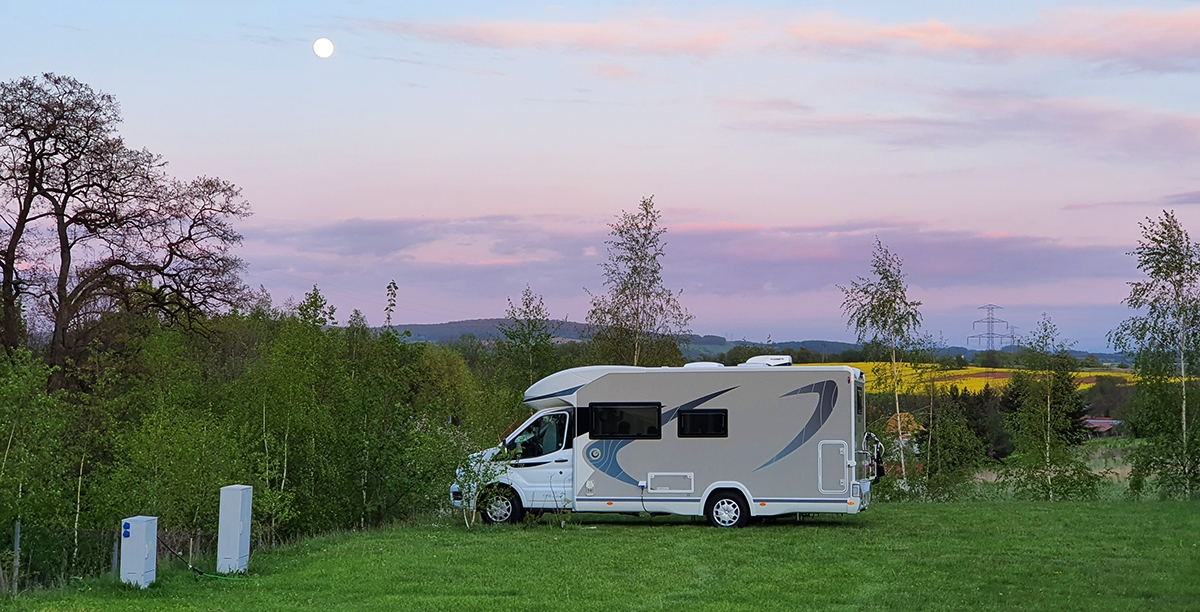 Testujemy kampera Chausson 720 TITANIUM [FOTO]