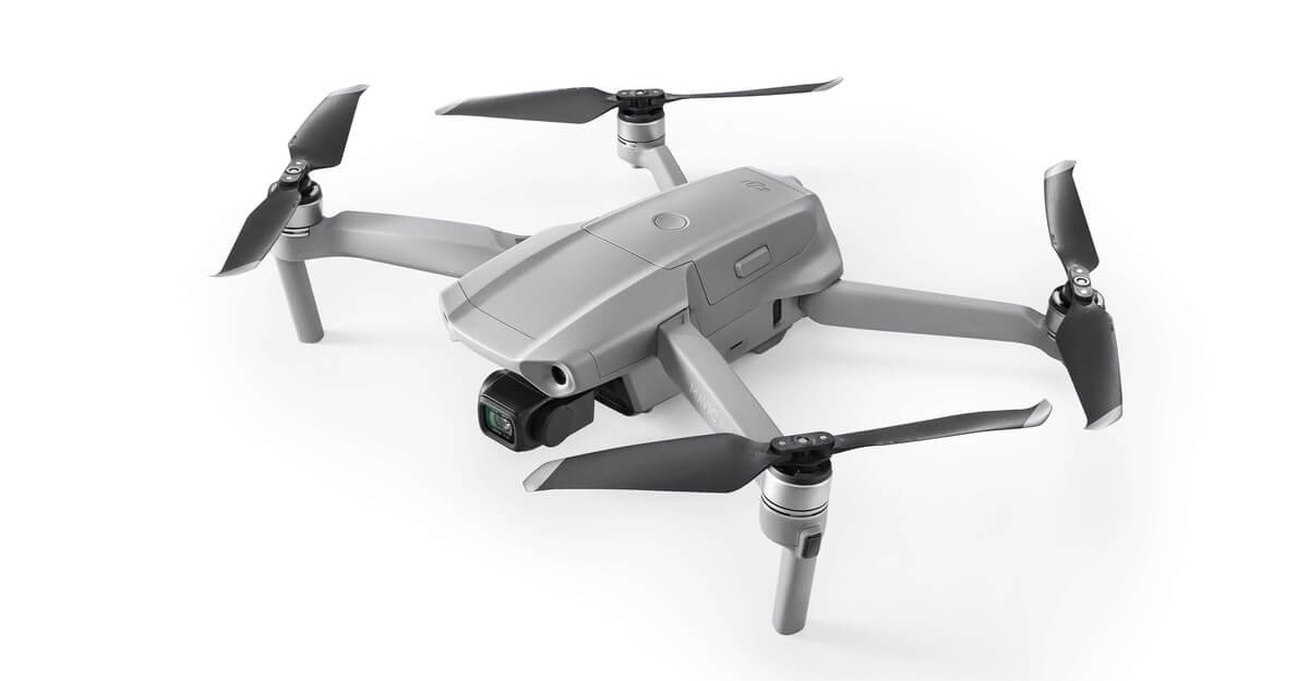 Dron na wakacje. Oto nowy DJI Mavic Air 2