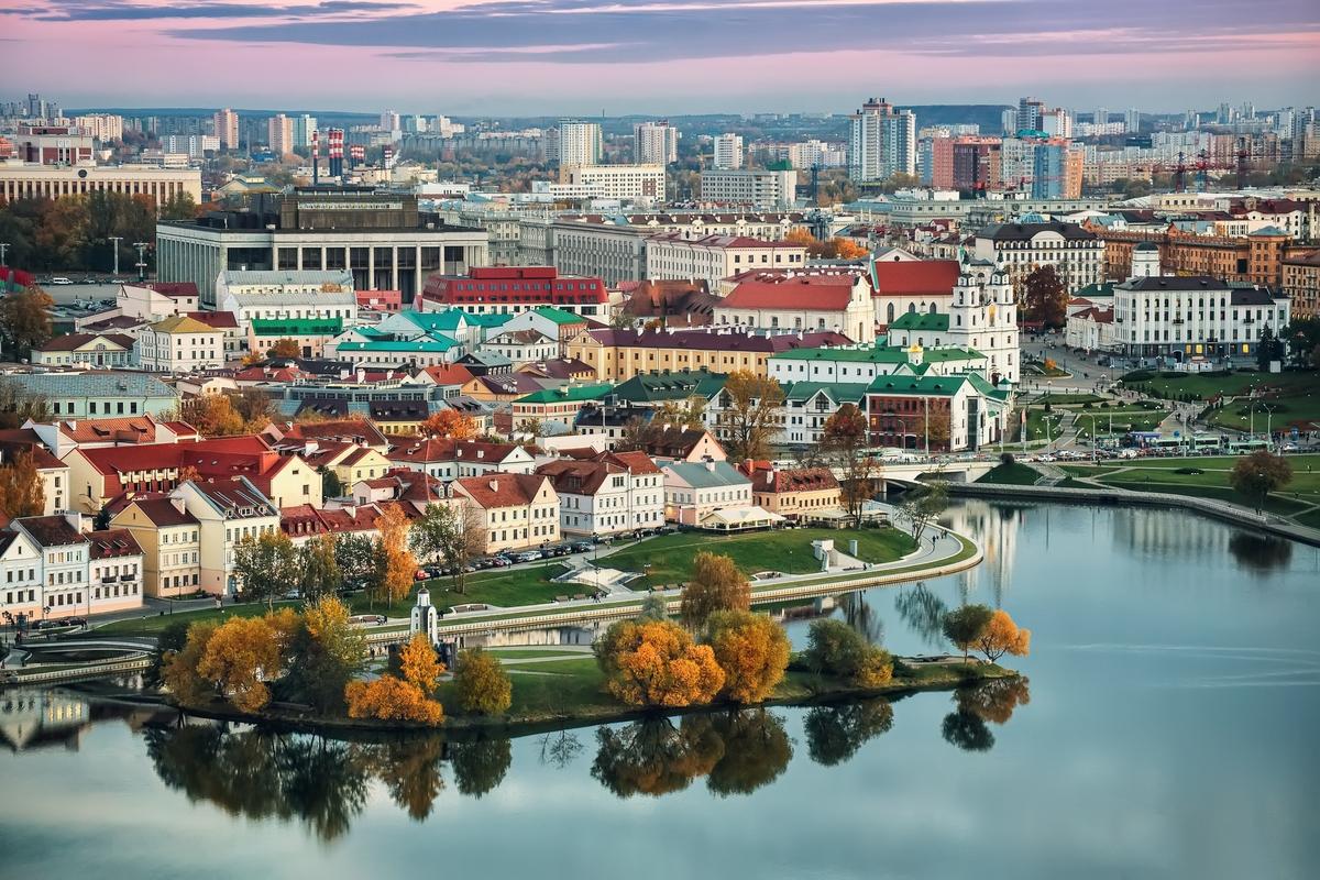 Białoruśzaprasza - bez kwarantanny!