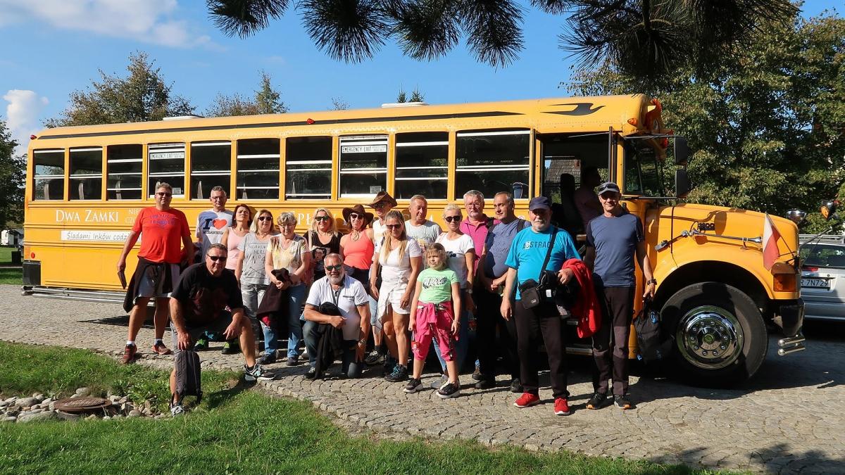 BusKamper – i po zlocie