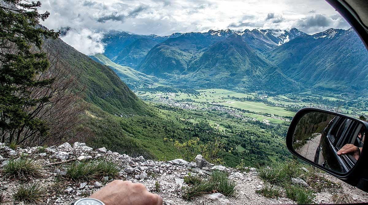 W pięć dni po Słowenii z Ireneuszem Rek