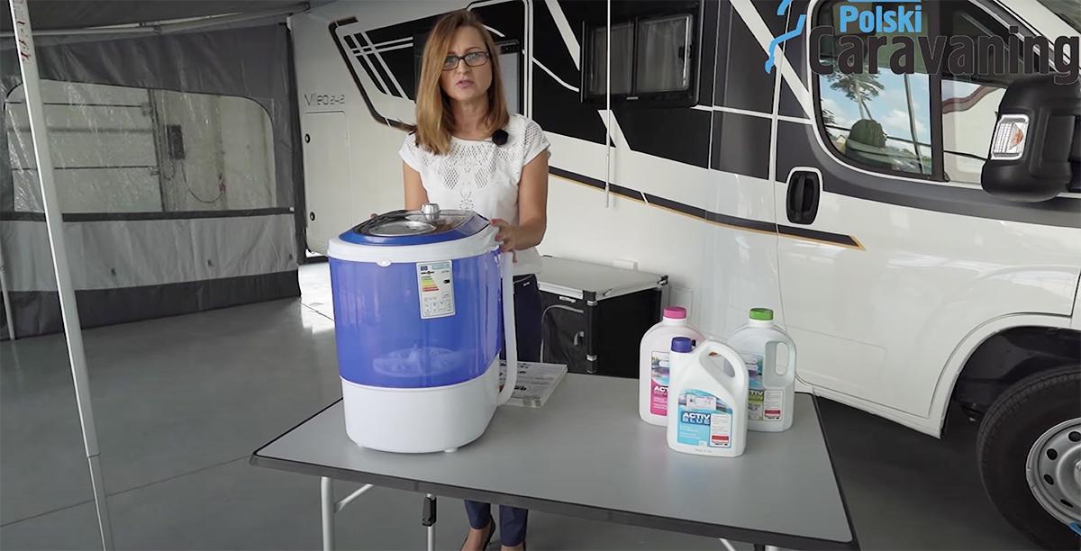 Zrób pranie w trasie [VIDEO]