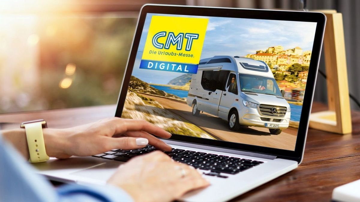 Targi caravaningowe CMT Digital