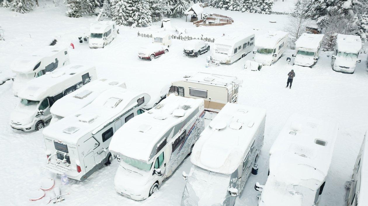 Kempingi będąmogły funkcjonować na normalnych warunkach od 12 lutego