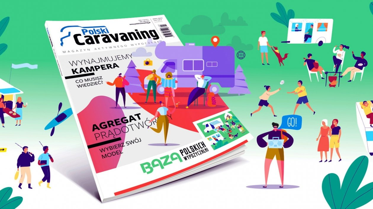 Nowy Polski Caravaning już w sprzedaży!