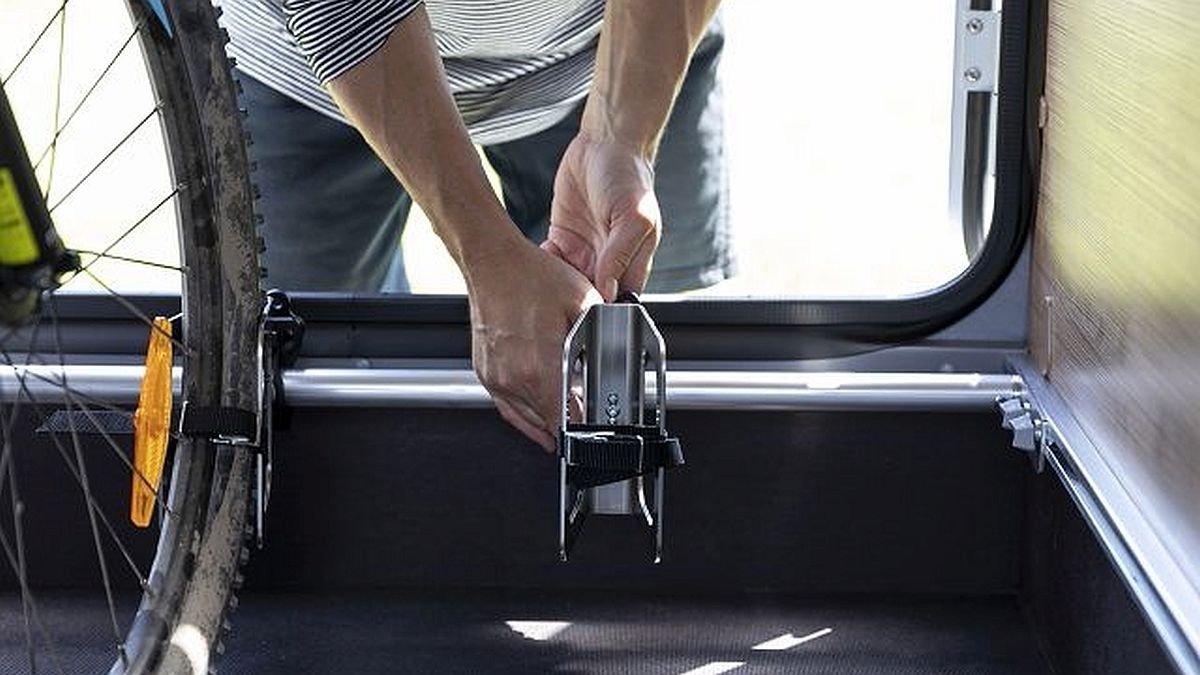 Zapakuj rower do bagażnika!