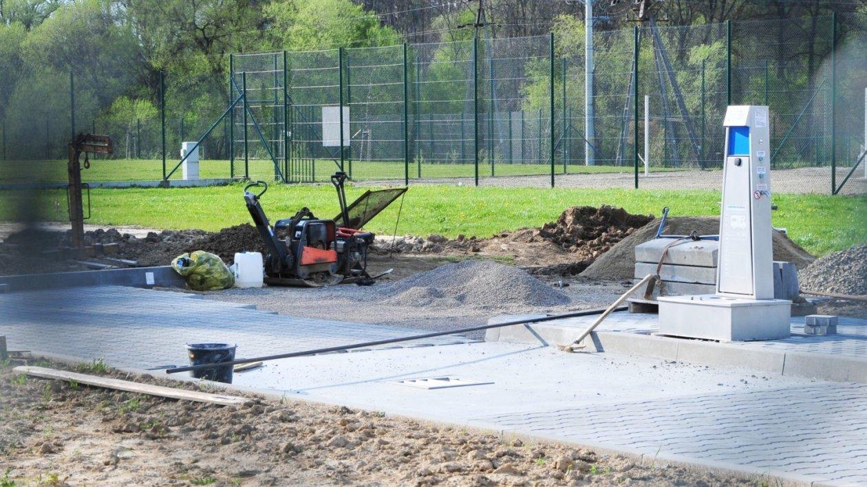 Camper Park w Krośnie rośnie. Będzie miał dwa razy więcej stanowisk