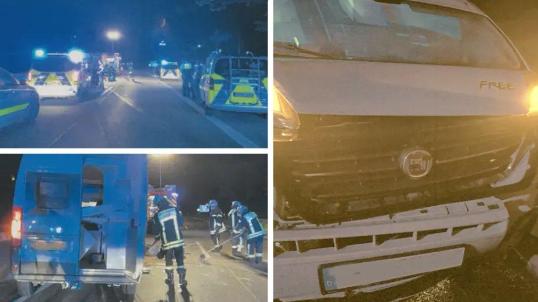 Polak ukradł kampera w Niemczech i uciekał przed policją