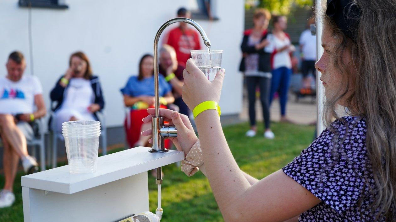 CamperWater, czyli koniec butelek z wodą