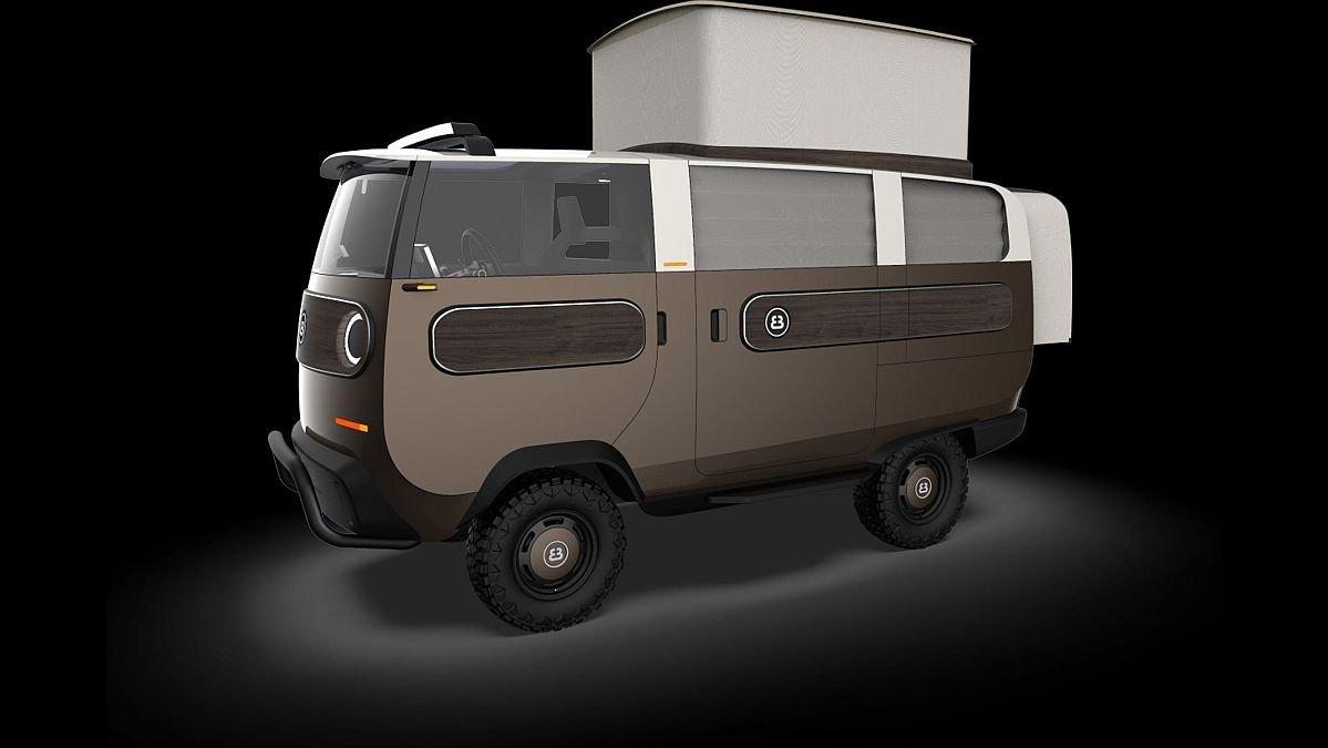 XBUS Camper za 26.800 EUR