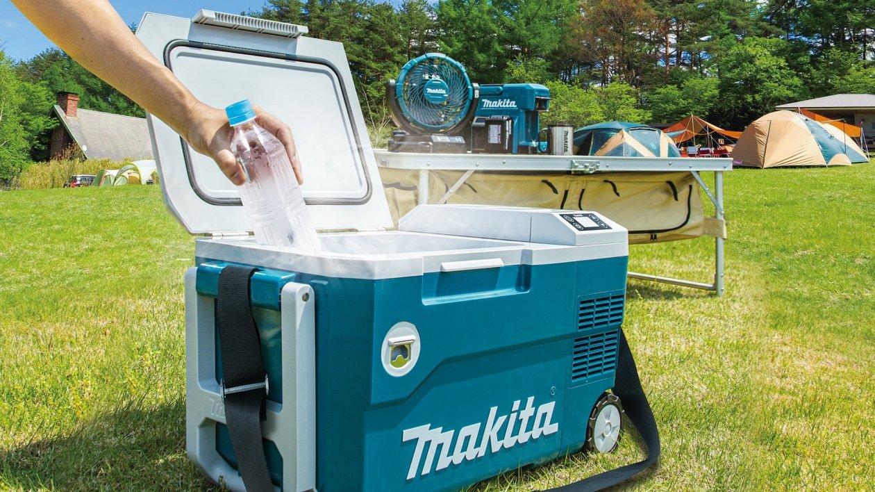 Komfortowe wakacje z Makitą