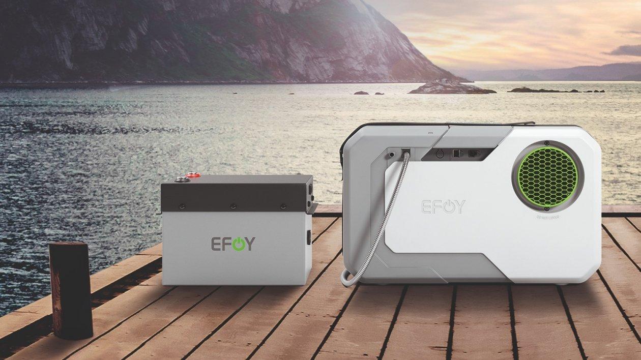 Energetyczny bagaż podręczny