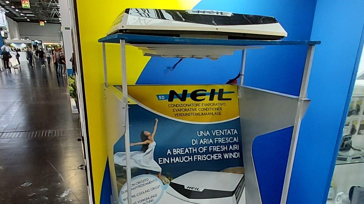 EVP201 – klimatyzator ewaporacyjny od firmy Neil