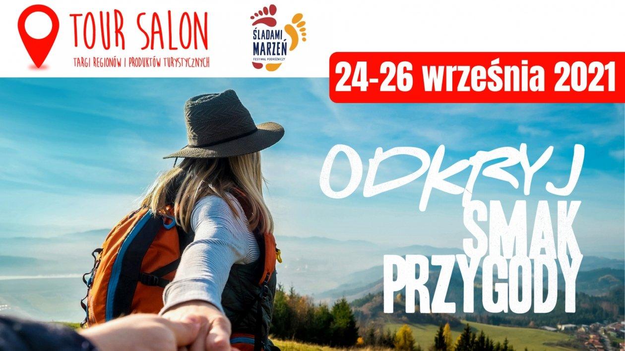 Odkryj smak przygody na TOUR SALON 2021