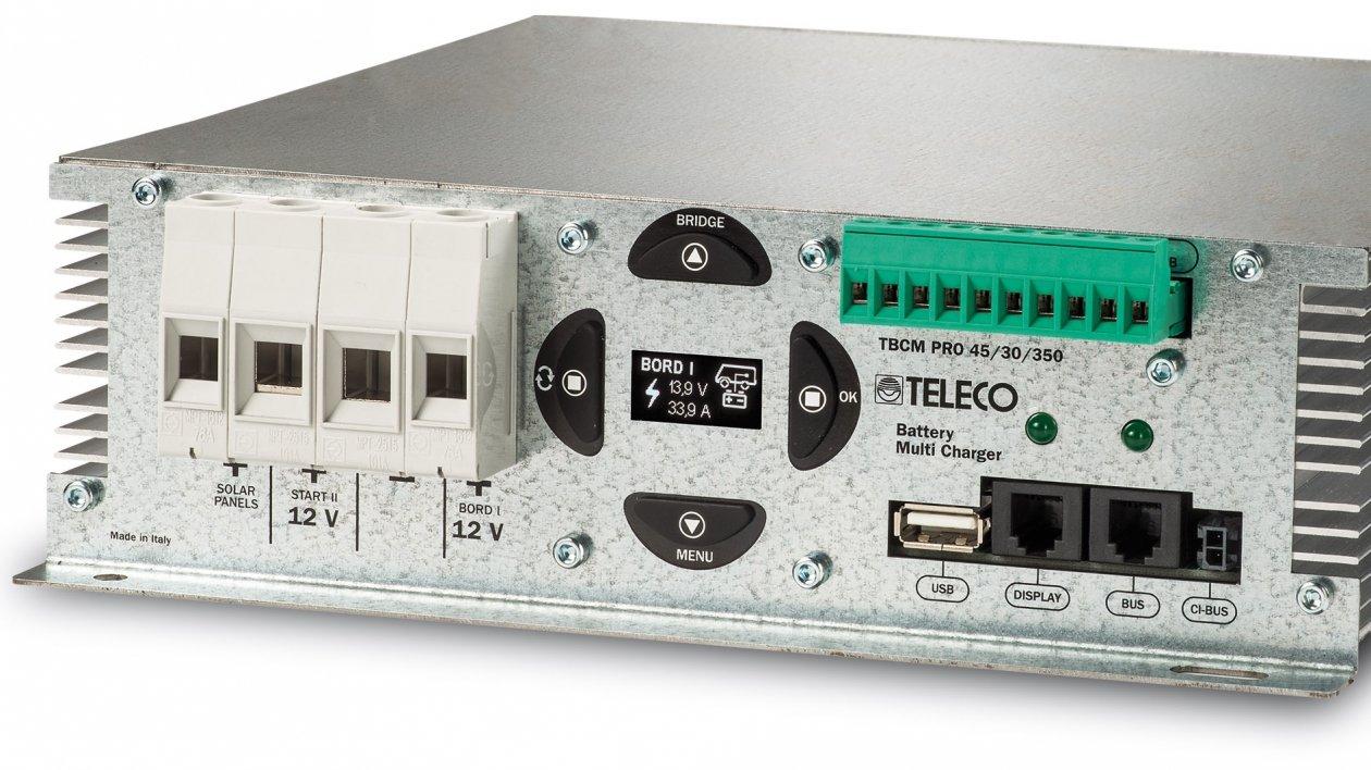 Teleco rewolucjonizuje swoją multiładowarkę