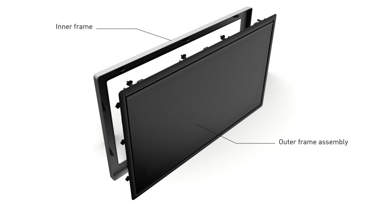 Zintegrowany system okienny marki Polyplastic