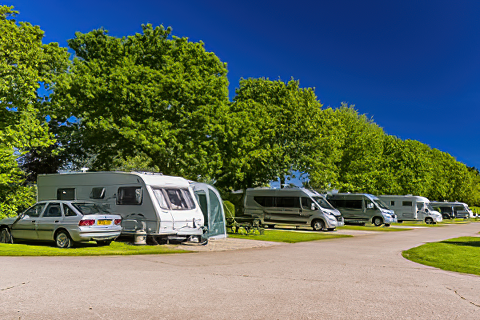 Oakdown Touring and Holiday Home Park