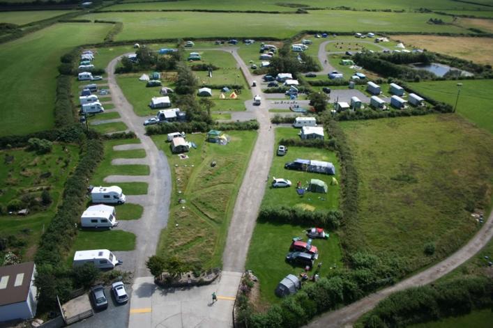 Pitton Cross Caravan Park