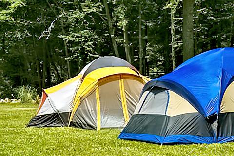 Rhydhowell Farm Campsite