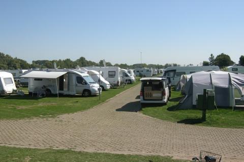 Camping Grav Insel Wesel