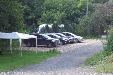 Camping AGA Pod Lasem Bardzkim