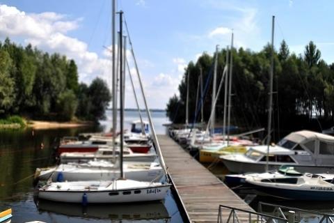 Rafa Jeziorsko / Camping 52