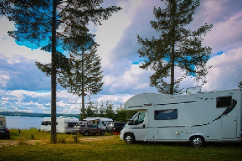 Camper Club Plac Kempingowy Lubie Resort