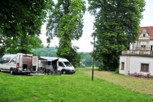 Camping Zamek Podewils
