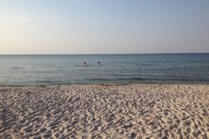 Morze Bałtyckie, 15 min. spacerem do plaży. Teren pod przyczepę, namiot itp.