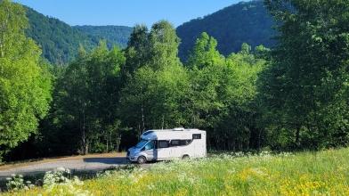 Camping Bieszczadzka Samotnia