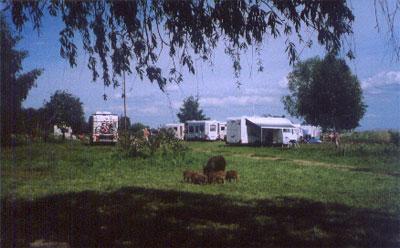 Camping nr 182 Piaski