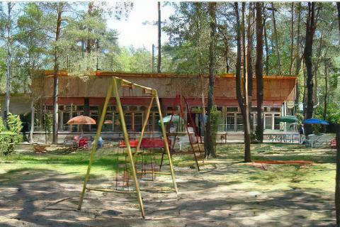Camping nr 34 Dźwigar