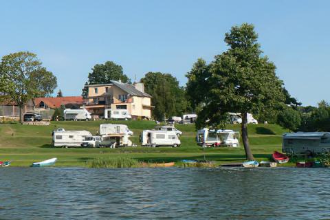 Seeblick, Camping nr 85