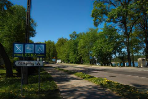 Leśna, Camping nr 14