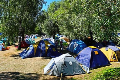Plaża Miejska, Camping nr 62