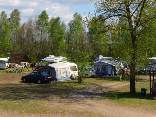 Camping nr 187 Relax