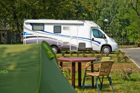 Camping MOLO Osiek