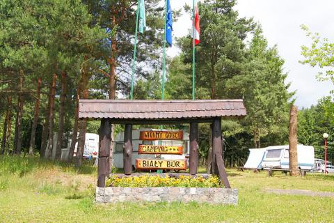 """Ośrodek Wypoczynkowy i Camping """"BIAŁY BÓR"""""""