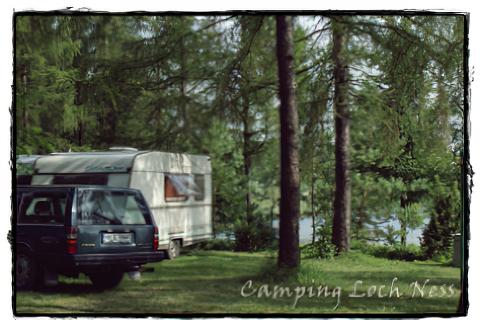 Camping LOCH NESS