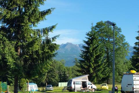 Camping Harenda nr 160 Zakopane