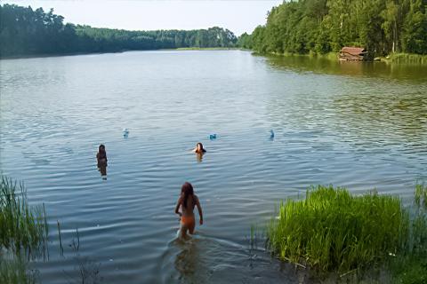 Miejscówka 007 - Jezioro Kochanka