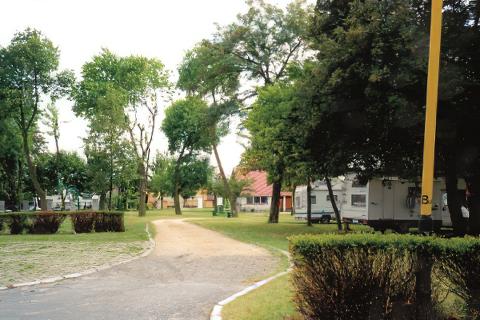Camping nr 76 Oleńka