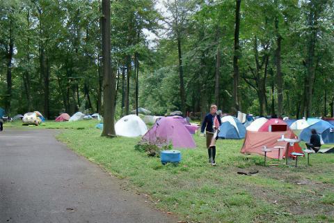 Camping nr 219 Olza
