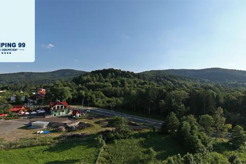 Camping nr 99 Pod Dębowcem