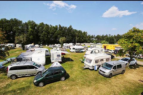 Camping nr 192 Klif