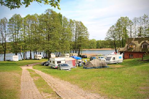 Ostoja Stara Baśń, Camping 100