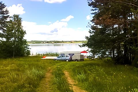 Miejscówka 019 - Jezioro Wiejskie